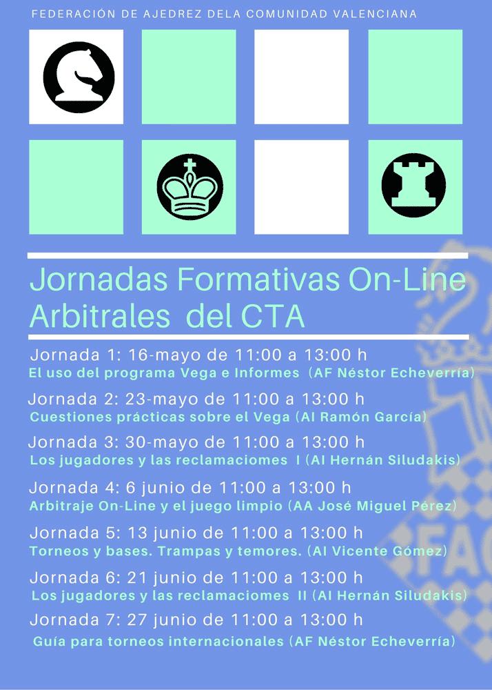Curso Formativo On-Line Arbitral @ On-Line