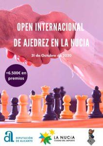 Open La Nucía @ pabellón deportivo de la Ciudad Deportiva Camilo Cano