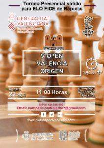 Rápidas Valencia Origen @ La Petxina