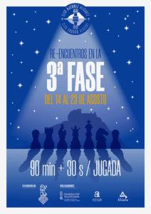 Re-encuentros 3ª Fase @ Club Ajedrez Alicante