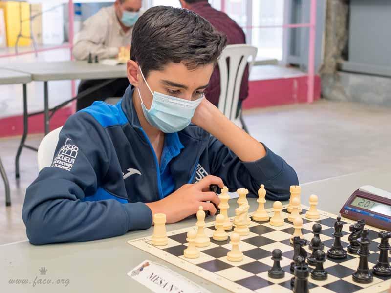 campeonato autonómico ajedrez Comunidad Valenciana