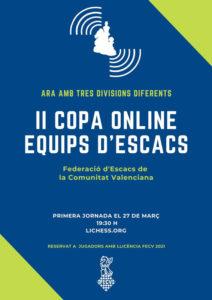 II Copa Online Equipos de Clubes @ Lichess