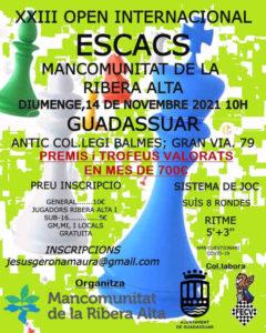 Mancomunidad Ribera Alta @ Antiguo Colegio Balmes