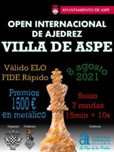 Open Villa de Aspe @ Aspe