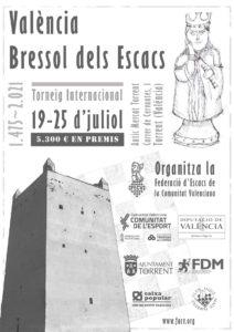Open Valencia Cuna del Ajedrez @ Antiguo Mercado (3ª Planta)