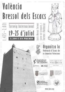 Open Valencia Cuna del Ajedrez @ Antiguo Mercado (2ª Planta)