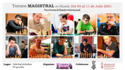 Magistral Alicante @ Club Ajedrez Alicante